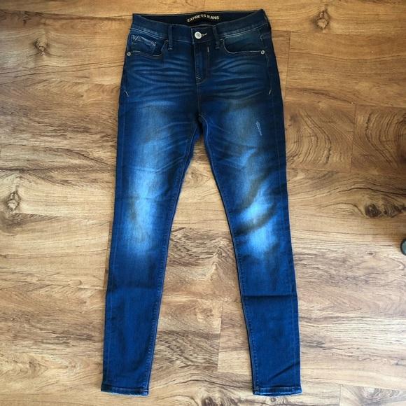 Express Denim - Express jeans size 2